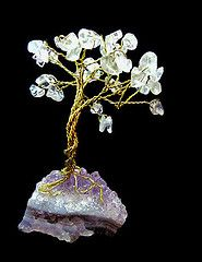 Miniature Bonsai Gemstone Tree Free Giveaway! Click to enter :):):)