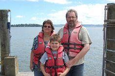 Jet boating in New Zealand....fun