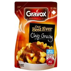 New Product Watch: Gravox Our Best Ever Chip Gravy
