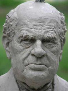Sculpture Head, Horse Sculpture, Modern Sculpture, Statues, Ceramic Sculpture Figurative, Human Body Art, Face Mug, Body Drawing, Male Face