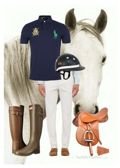polo by mishika-saluja on Polyvore featuring Hunter, Incotex, Polo Ralph Lauren, Natural Curiosities and LA MARTINA