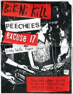 The Riot Grrrl Project: The Anecdotal History of Riot Grrrl
