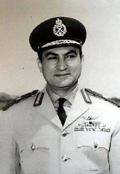 Former President Hosni Mubarak