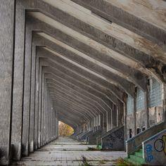 Abandoned Praha