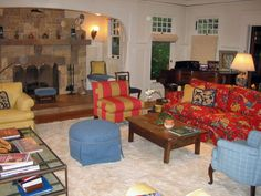 another Living Room by Schwarzenbach Designs