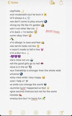 Good Insta Captions, Instagram Captions For Friends, Ig Captions, Instagram Selfie Captions, Christmas Captions For Instagram, Party Captions, Best Friend Captions, Bio Instagram, Instagram Username Ideas
