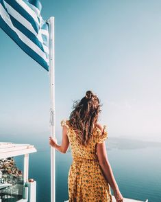 "Iris 🌸 Travel & Style on Instagram: ""Greece, I love you so much & I miss you even more. ✨💙 . Have you ever been to a greek island? If yes, what was your favorite one? 🤗 . .…"" Love You So Much, My Love, Have You Ever, I Missed, Greek Islands, I Miss You, Travel Style, Iris, Greece"