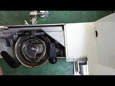 Como regular a lançadeira da máquina de costura reta passo-a-passo.