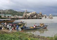 Mwanza, Tanzania. This is what I remember the most from my time in Mwanza. Lake Victoria.