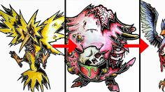 Pokemon are always cute, and you wanna love them, but how about a twist? We have listed Zombie versions of your favorite Pokemon, and you might not like it. All the artwork credit goes to talented Daryl Hobson. 1. ZOMBIE SHELLDER AND ZOMBIE CLOYSTER  2. ZOMBIE MEOWTH AND ZOMBIE PERSIAN  3. ZOMBIE RHYHORN AND ZOMBIE RHYDON  4. ZOMBIE MANKEY AND ZOMBIE PRIMEAPE  5.   #anime #animeboy #animefan #animegirl #animelover #animes #animeworld #cosplay #cosplaygirl #cospla