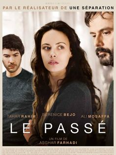 "Saw ""The Past"" last weekend - a complex and emotional new film from the Iranian director of the Oscar winning best foreign film ""A Separation."" Beautiful performance by Berenice Bejo, who was so great in ""The Artist,"" and the film still has me wondering what the ending means for the characters. Opens at the end of the year."