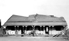 Damaged Residence caused by the 1896 Braamfontein Explosion | Flickr - Photo Sharing!
