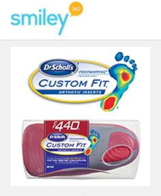 I am looking forward to my new mission: Dr. Scholl's Custom Fit Orthotics. Thanks @Smiley360! My feet also thank you! - Sign up so you, too, can be part of the Smiley 360 community and get free stuff! http://h5.sml360.com/-/3dm9h - #DrScholls #CustomFitOrthotics #mysmiley360 #smiley360mission #freesample #freeforreview #GotItFree #ad