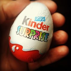 Kinder eggs wish they sold these in the USA