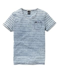 Indigo T-shirt Scotch & Soda