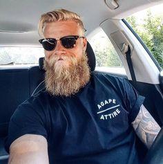 Martin's beard