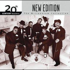 Club Clean New Edition - 20th Century Masters- The Millennium Collection: The Best of New Edition