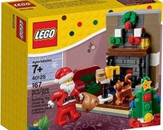 LEGO-40125-Santas-Visit-Seasonal-Box-Set-0