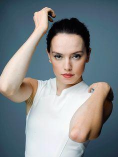 Star Wars Films — Daisy Ridley // TIME