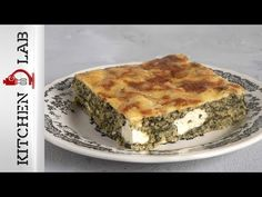 Σουφλέ σπανάκι Επ. 29 | Kitchen Lab TV - YouTube Greek Recipes, Quiche, Banana Bread, Casserole, Breakfast, Ethnic Recipes, Desserts, Morning Coffee, Tailgate Desserts