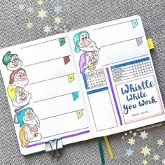 bullet journal octobre I love Disney movies so when I came across these Disney spreads I couldn't resist but want to share with you all. Here are 115 Enchanted Disney Inspired Bullet Journal Spreads and Ideas you'll totally adore. Bullet Journal Disney, Bullet Journal For Kids, Planner Bullet Journal, Bullet Journal 2020, Bullet Journal Printables, Bullet Journal Writing, Bullet Journal Inspo, Bullet Journal Spread, Bullet Journal Layout