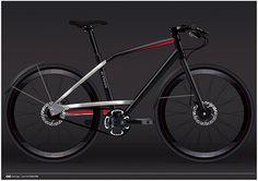 NEWORK urbansport bike on Behance