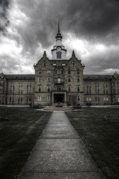Asylum by JP Terlizzi Photography, via Behance