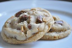 Chewy Chocolate Chip Cookies. Classic.