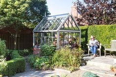 Superior Quality Greenhouses by Design | UK | Cultivar Greenhouses Greenhouse Cost, Greenhouse Ventilation, Ventilation System, Contemporary Greenhouses, Greenhouse Pictures, Growing Greens, Roof Vents, Class Design, Green Garden