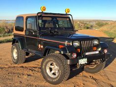 The Jeep Wrangler YJ: The Jeep enthusiasts love to hate, the Jeep your wallet will learn to love. This year the most hated Wrangler of the lineup is turning ...