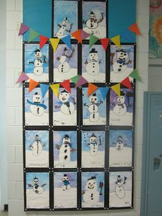 Image result for peinture ours polaire maternelle
