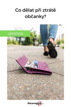 Ztráta občanského průkazu: Co dělat? Lifestyle, Shoes, Fashion, Zapatos, Moda, Shoes Outlet, La Mode, Shoe, Fasion