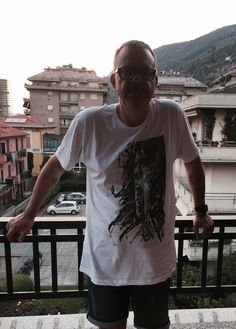 Gianluca from Italy, thank you for your shopping at society6 Arte Cluster store and for sending the photo..!  https://society6.com/artecluster
