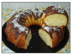 Torta de aceite Delicious Desserts, Yummy Food, Yummy Yummy, French Toast, Muffins, Sweets, Cookies, Breakfast, Recipes