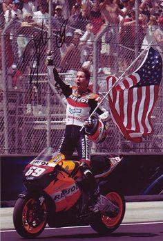 One of the most memorable MotoGP seasons Nicky Hayden, Motogp, Cool Bikes, Kentucky, Respect, Honda, Biker, Legends, Motorcycles