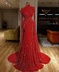 Online Shop Arabic Muslim Formal Evening Dresses Long Mermaid One Shoulder Prom Dress 2019 Dubai Couture Kaftan Vestidos De Fiesta De Noche