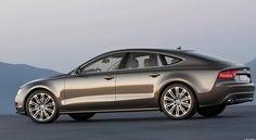 Audi A7 Sportback configuration - http://autotras.com
