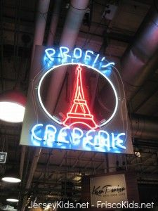 Philly: Reading Terminal Market - Jersey Kids - creperie