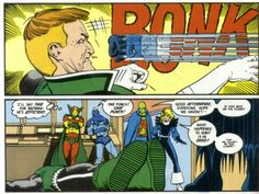 """The Return of """"One Punch"""" to DC Comics – Superman #38 SPOILERS)"""