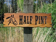 Horse Stall Signs  Custom Stable Signs  by CedarSignsOnline, $35.00