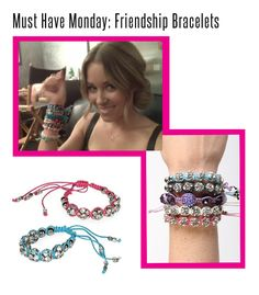 "DIY - Lauren Conrad ""Must Have"" Friendship Bracelets"