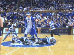 The Charm Of Duke's Cameron Indoor Stadium Is That It Still Feels Like A College Basketball Arena