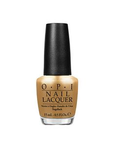 Nail Laquer Rollin' In Cashmere - Opi - Gold - Nails - Beauty - Women - Nelly.com Uk