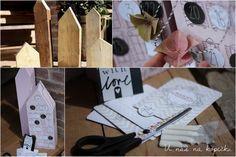 U nás na kopečku: adventní domečky Gift Wrapping, Gifts, Gift Wrapping Paper, Presents, Wrapping Gifts, Favors, Gift Packaging, Gift