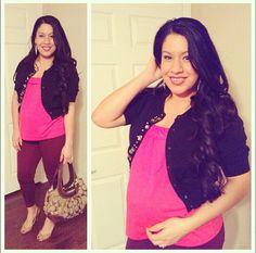 Reyna Lay: Pregnancy Style, Maternity Fashion Tips for a stylish pregnancy!