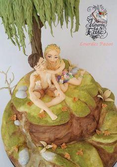 Lourdes Pazos - fábula de como Invierno conoció a Primavera-