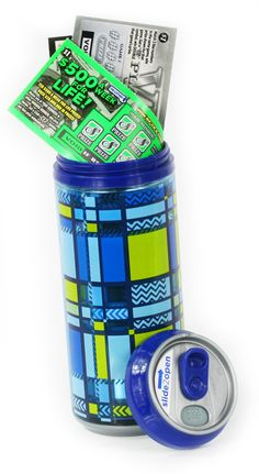 Fill one of our coolgearcans™ with scratch tickets for a fun holiday gift. Even if they don't win big, they will still have an awesome coolgearcan™ #CoolGear