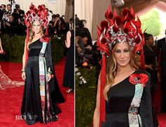 the met gala sarah jessica parker - Google Search