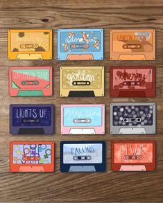 Fine line stickers Simple Canvas Paintings, Easy Canvas Art, Mini Canvas Art, Diy Canvas, Small Canvas Art, Aesthetic Painting, Aesthetic Art, Harry Styles Zeichnung, Pintura Hippie