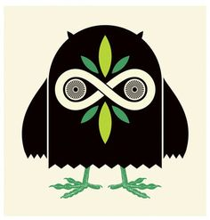 .hypnotic owl